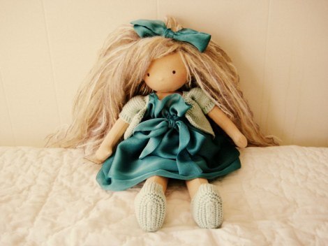 Chestnut Dolls Waldorf Doll