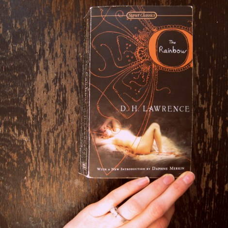 """DH Lawrence """"The Rainbow"""""""