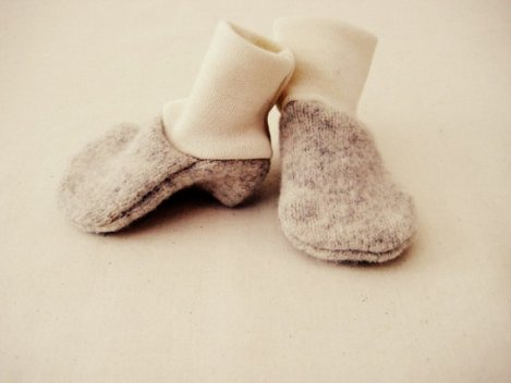 Fae Arbor Wool Booties