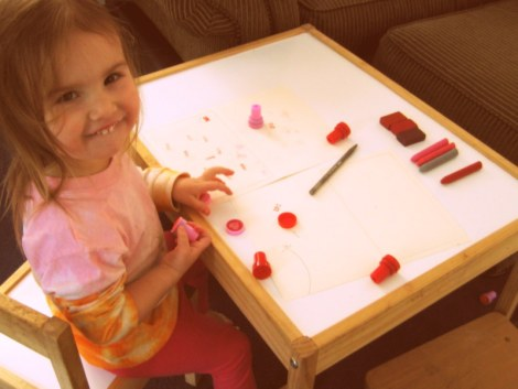 Toddler Valentine's Day Cards 2